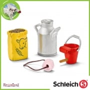 Schleich Farm Life Feed for Cow and Calf