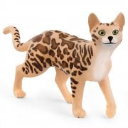 Schleich Farm World Bengal Cat