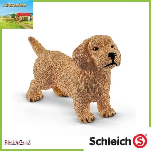 Schleich Farm World Dachshund Puppy