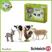 Schleich Farm World Farm Starter Set