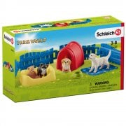 Schleich Farm World Puppy Pen