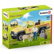 Schleich Farm World Veterinarian Visit at the Farm