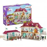 Schleich Horse Club 42551 Lakeside Country House and Stable Playset