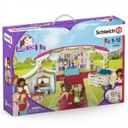 Schleich Horse Club Big Horse Show with Horses and Arena