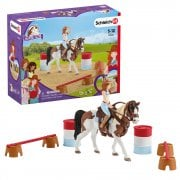 Schleich Horse Club Hannah's Western Riding Set