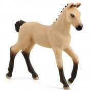 Schleich Horse Club Hannoverian Foal Red Dun