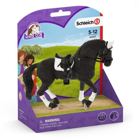 Schleich Horse Club Riding Tournament Frisian Stallion
