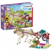 Schleich Horse Club Small Carriage for the Big Horse Show