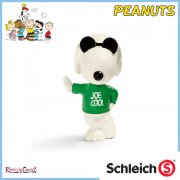 Schleich Peanuts Collection - Snoopy as Joe Cool