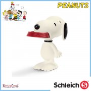 Schleich Peanuts Collection - Snoopy with Supper Dish