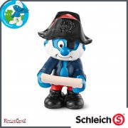 Schleich Smurfs 20760 - Pirate Captain Smurf