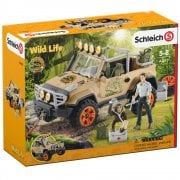 Schleich Wild Life CROCO 4 x 4 with Winch