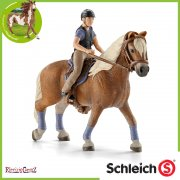 Schleich World of Nature Farm Life Horses Leisure Rider