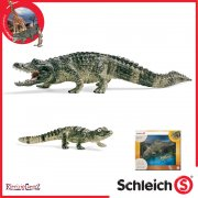 Schleich World of Nature Wild Life Alligator Set