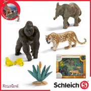 Schleich World of Nature Wild Life Jungle Set