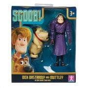 Scooby-Doo - SCOOB! 5in Action Figure Twin Pack - Dick Dastardly & Muttley