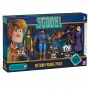 Scooby-Doo - SCOOB! Action Figure Multipack