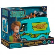 Scooby-Doo - SCOOB! Mystery Machine Playset