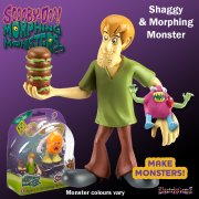 Scooby-Doo Shaggy & Morphing Monster