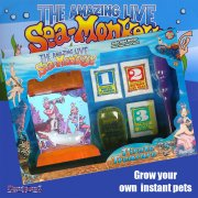 Sea Monkeys Pirate Treasure - Orange Tank