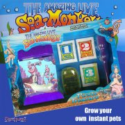 Sea Monkeys Pirate Treasure - Purple Tank