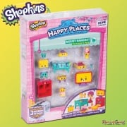 Shopkins Happy Places Decorator Pack - Mousy Hangout