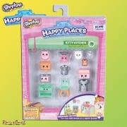 Shopkins Happy Places Kitty Kitchen Decorators Pack