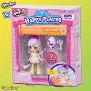 Shopkins Happy Places Lil' Shoppie Pack - Puppy Patio