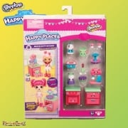 Shopkins Happy Places Muffin Kitty Kitchen Decorator's Pack