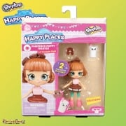 Shopkins Happy Places Pampered Puppy Theatre Lil' Shoppie Pack - Kiki Crème