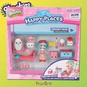 Shopkins Happy Places Welcome Pack - Dreamy Bear
