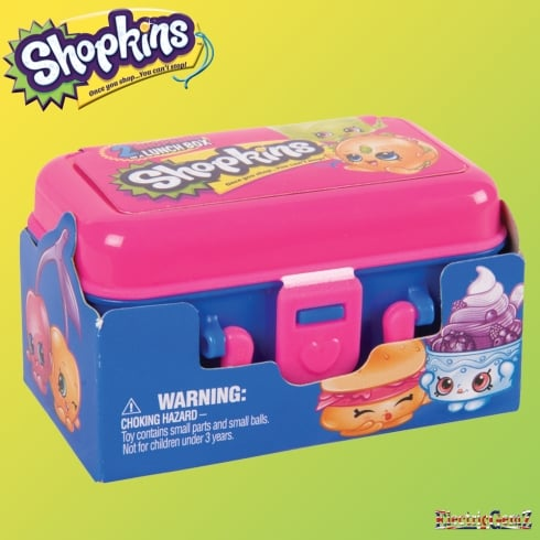 Shopkins Series 7 Lunch Box 2-Pack