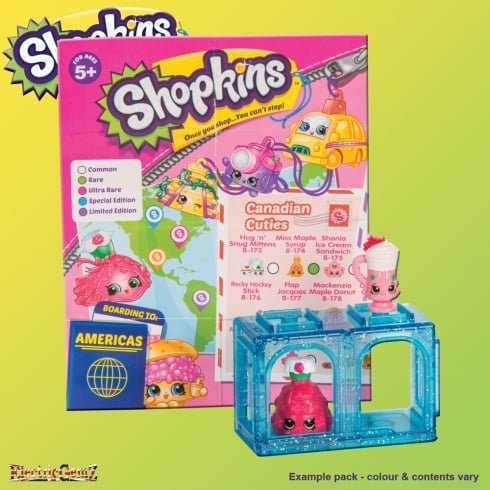 Shopkins Series 8 Final Destination The Americas 2-Pack