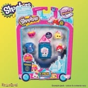 Shopkins Series 8 Final Destination The Americas 5-Pack