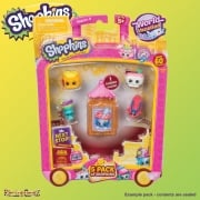 Shopkins Series 8 World Vacation Asia - 5 Shopkins