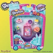 Shopkins Series 8 World Vacation Europe  5-Pack