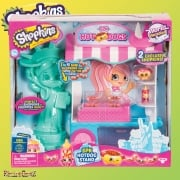 Shopkins Series 8 World Vacation SPK Hotdog Stand