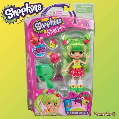 Shopkins Shoppies Doll - Blossom Apples