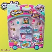 Shopkins World Vacation Deluxe Packs - Precious Jewels Collection