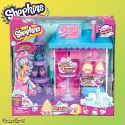 Shopkins World Vacation Oh La La Macaron Café Playset