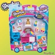 Shopkins World Vacation Screen Idols Collection