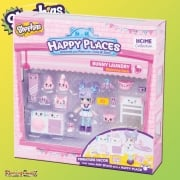 Shopkins Shoppies Happy Places Bunny Laundry Welcome Pack
