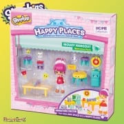 Shopkins Shoppies Happy Places Mousy Hangout Welcome Pack