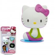 Shoulder Buddies Hello Kitty - Green with Pink Bow