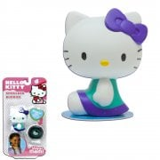 Shoulder Buddies Hello Kitty - Teal with Purple Bow