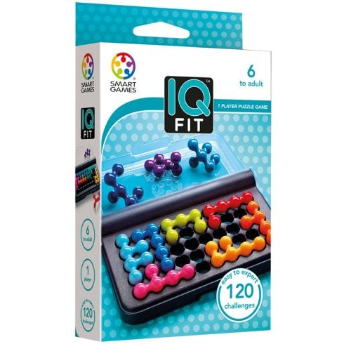 Smart Games IQ Fit Puzzle Game