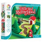 Smart Games Little Red Riding Hood Deluxe Preschool Puzzle Game