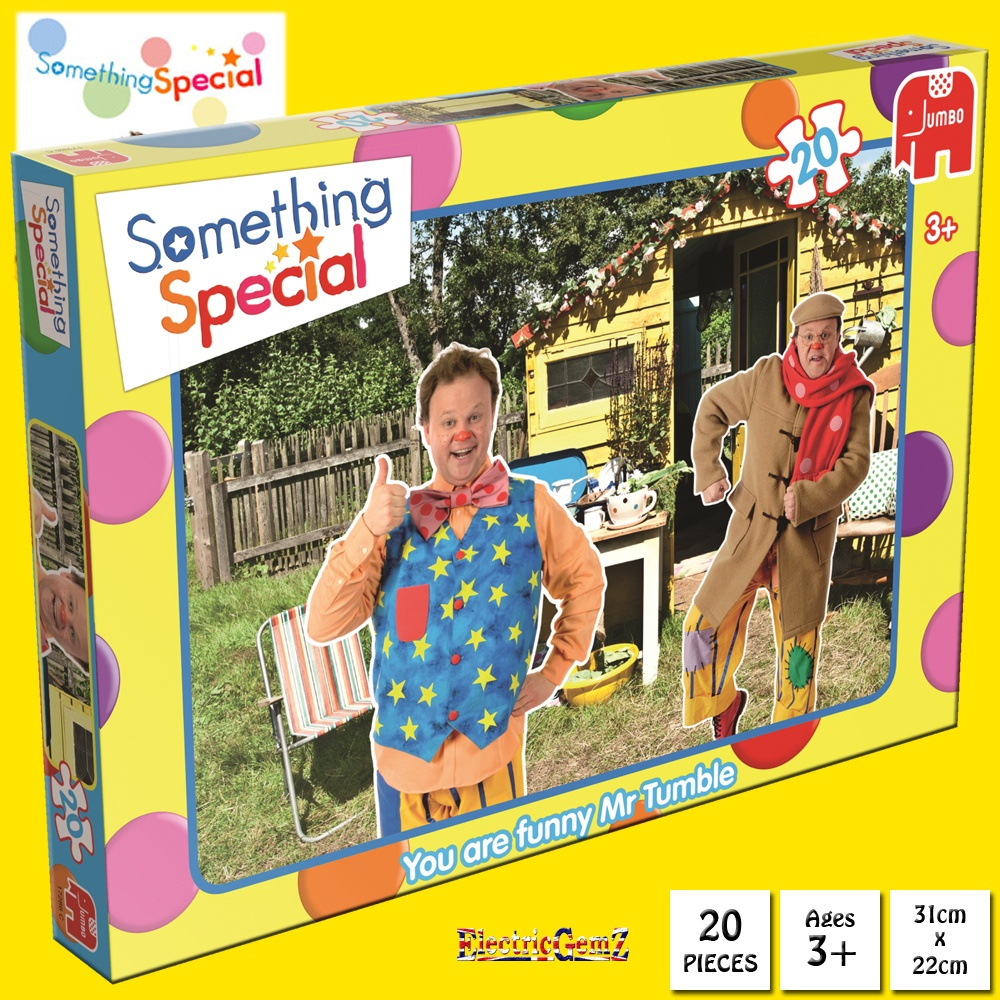 Something special 20 piece jigsaw puzzle you are funny - Something special ...