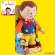 Something Special 38cm Textured Mr Tumble with Fun Sounds