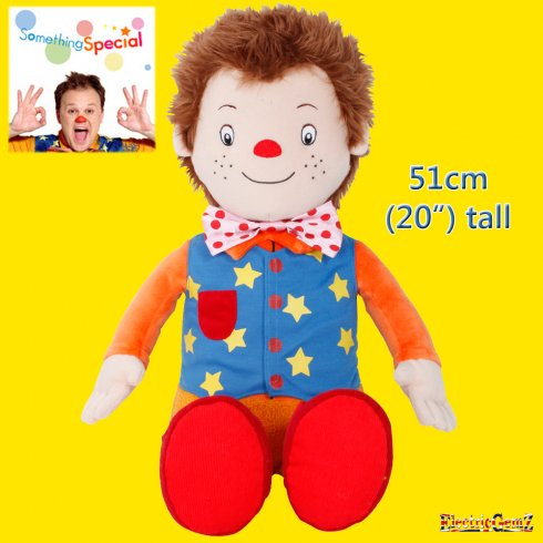 Something Special Extra Large Mr Tumble Soft Toy